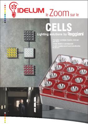 Zoom sur le «CELLS» Design contemporain et atypique