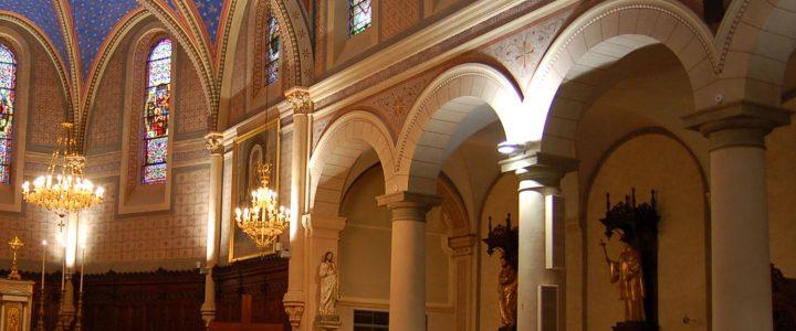 >> Eglise Saint-Jean de Pélussin