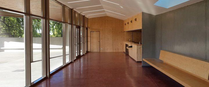 >> Salle Polyvalente CHUZELLES