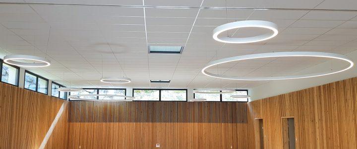 >> Salle socio-culturelle